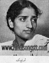 Surinder Kaur Photos Legendary Indian Playback Singer Song Writer