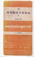 The Ramayana Of Tulsi Das - F.S. Growse