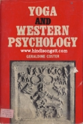 Yoga And Western Psychology - Geraldine Coster