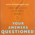 Your Answers Questioned - Osho
