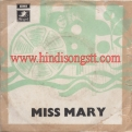 Miss Mary (Hindi Movie) TAEC.2045