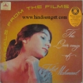 Talat Mahmood - Ghazals From The Films
