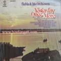 Babla & His Orchestra - Yesterday Once More - SAV1001 (2)
